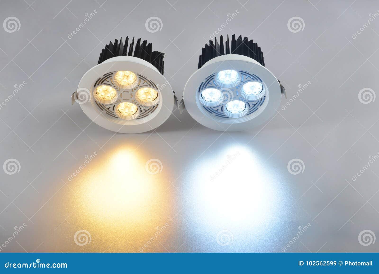 Reklama prowadzący lampa promień