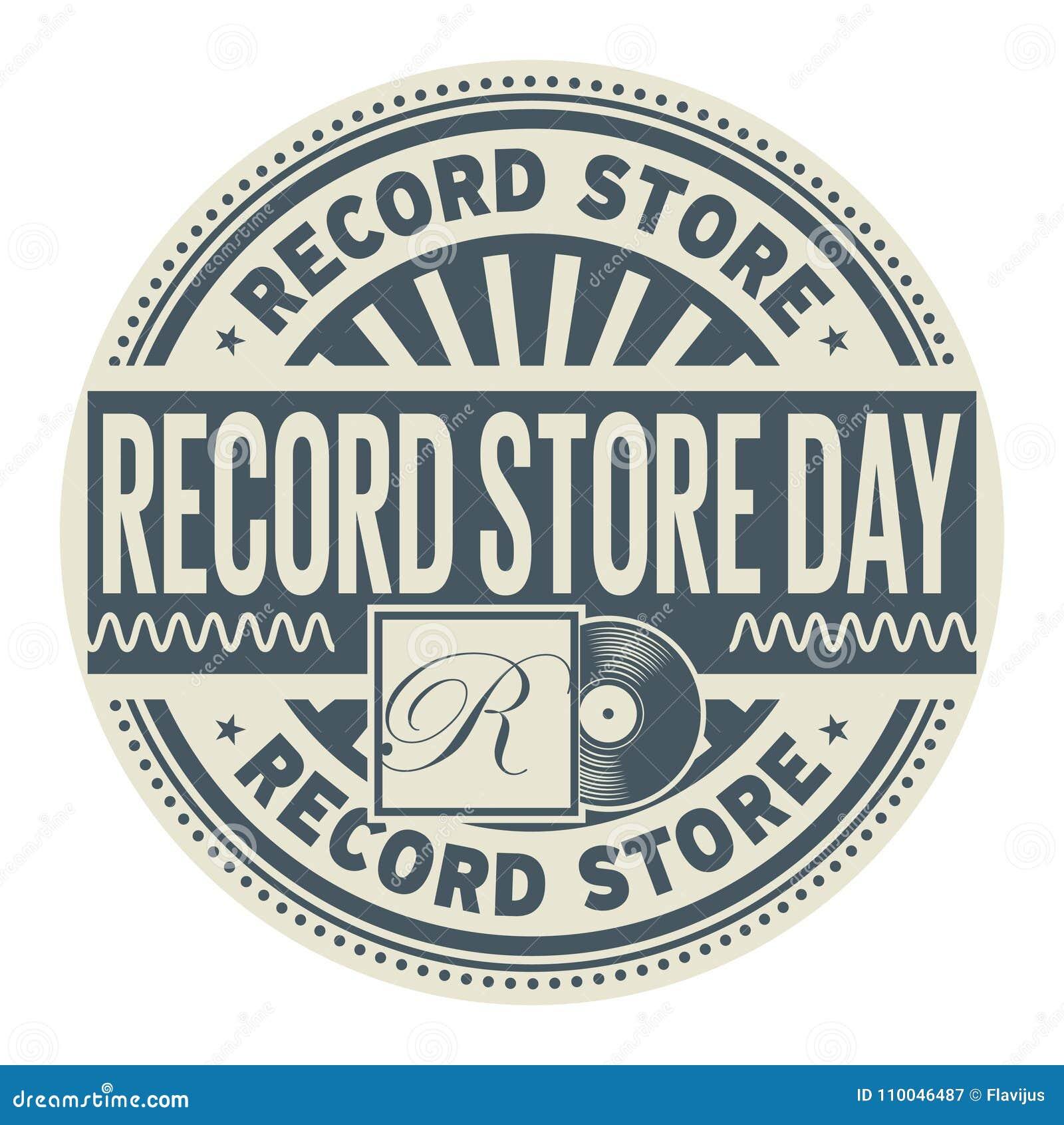 Rekord- lagerdagstämpel