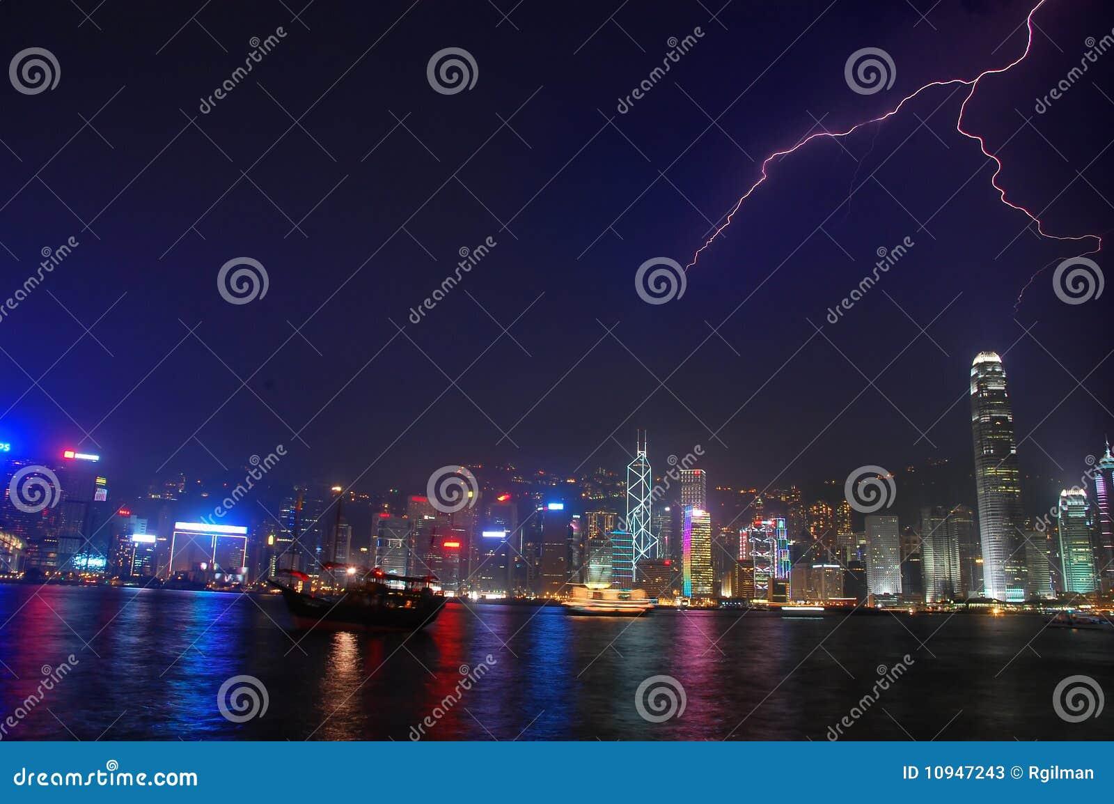 Relâmpago de Hong Kong