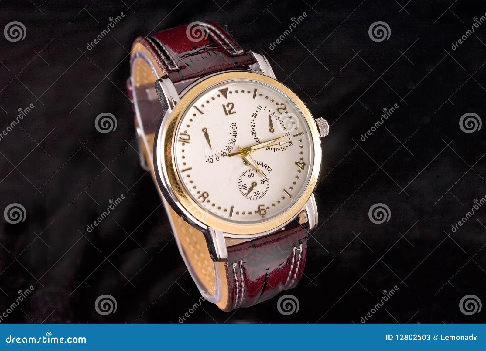 Relógio da cronografia