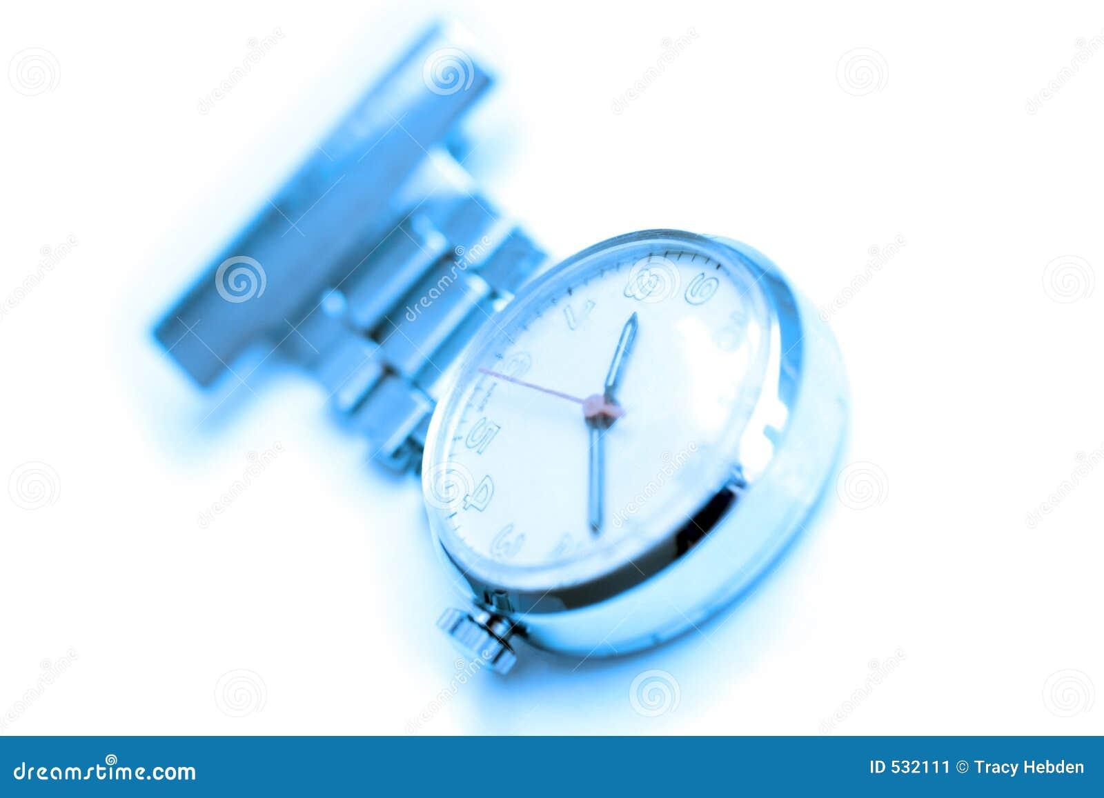 Relógio do fob das enfermeiras