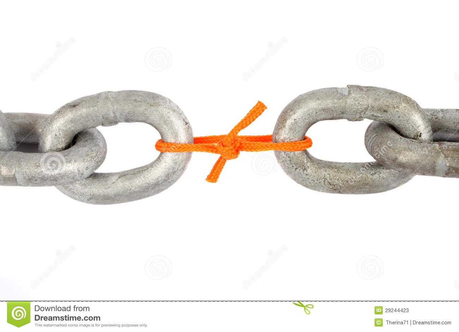 Download Relação imagem de stock. Imagem de metal, cabo, amarrado - 29244423