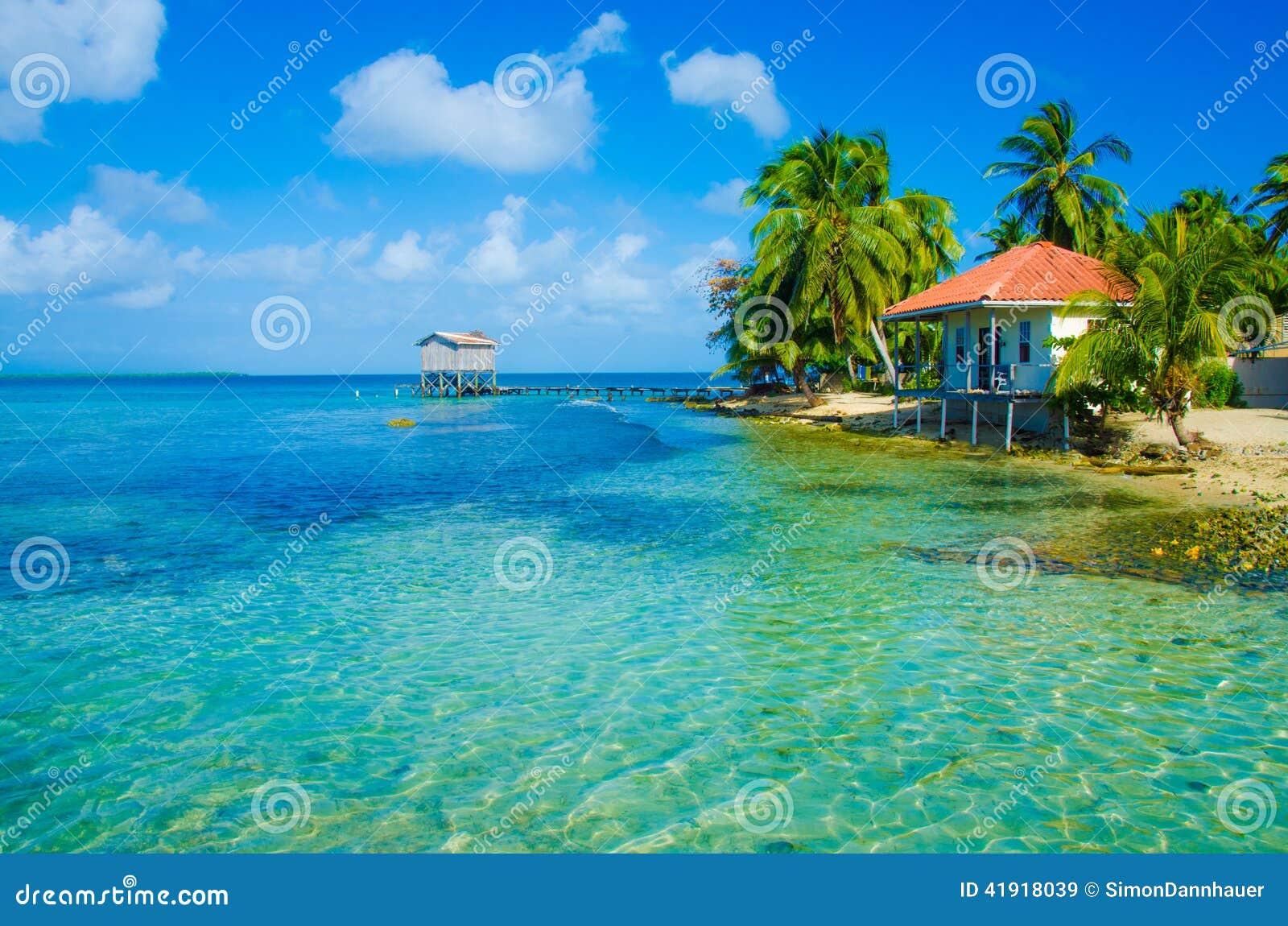 Relajación en la casa de playa