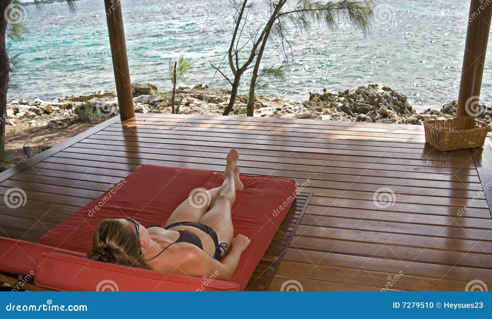 Relajación en las zonas tropicales