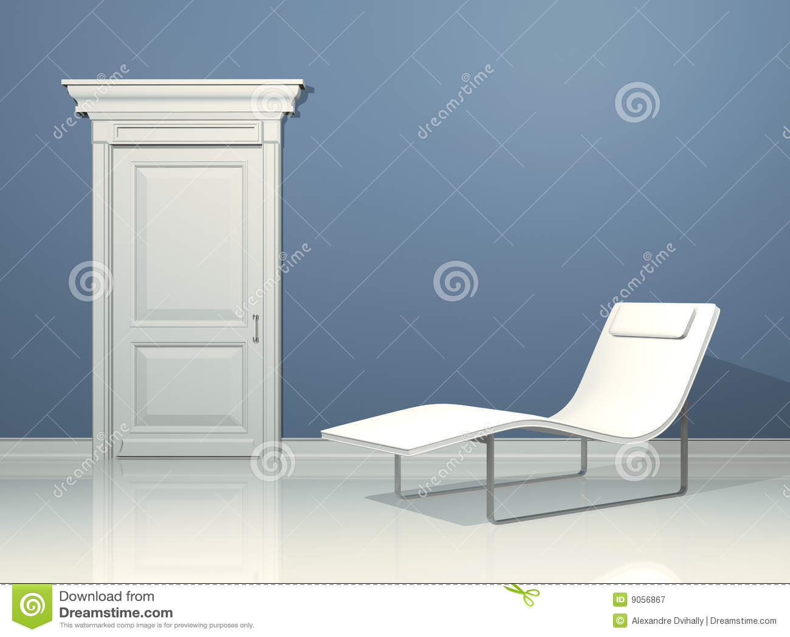 Relaje el diseño interior