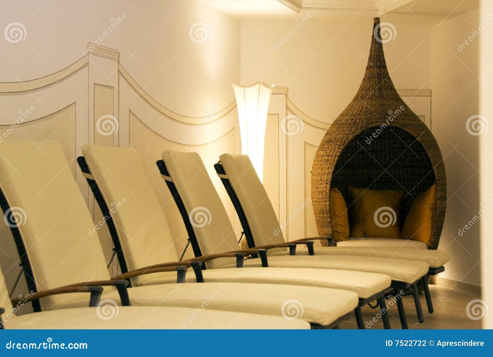 Relaksu pokoju zdrój