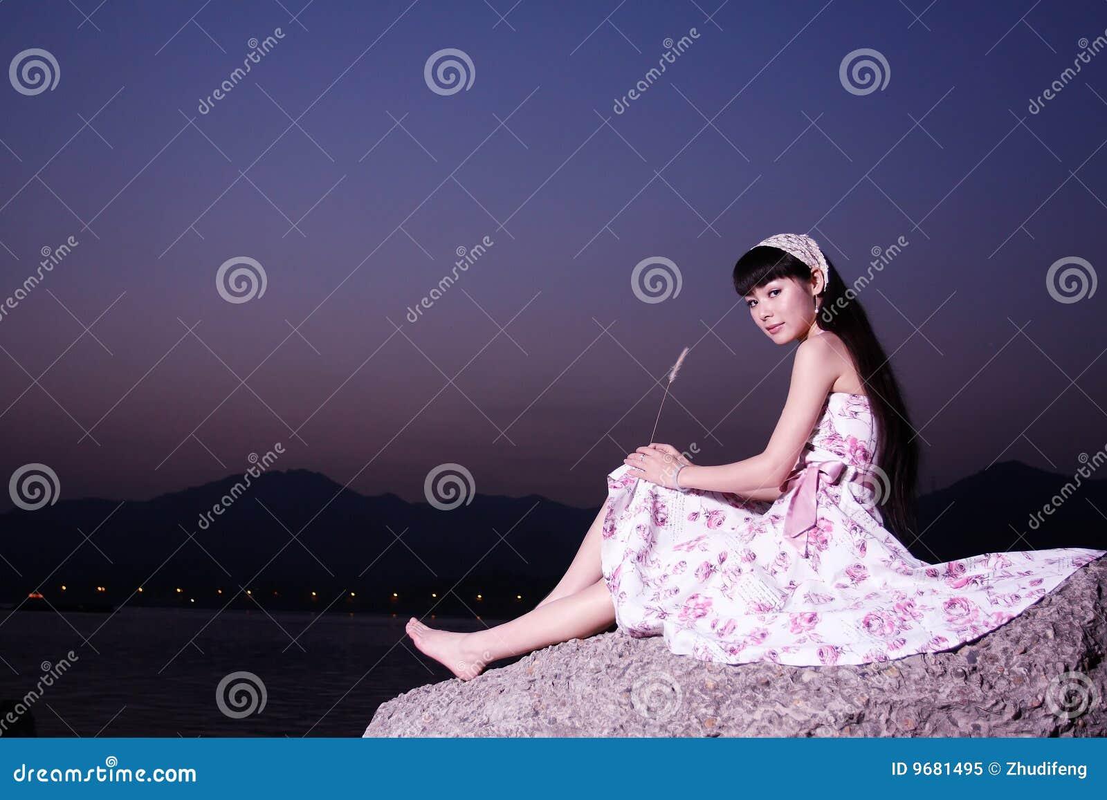 Relaksuje rockowe kobiety