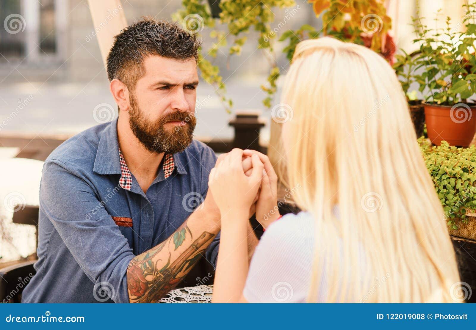 dating serious man