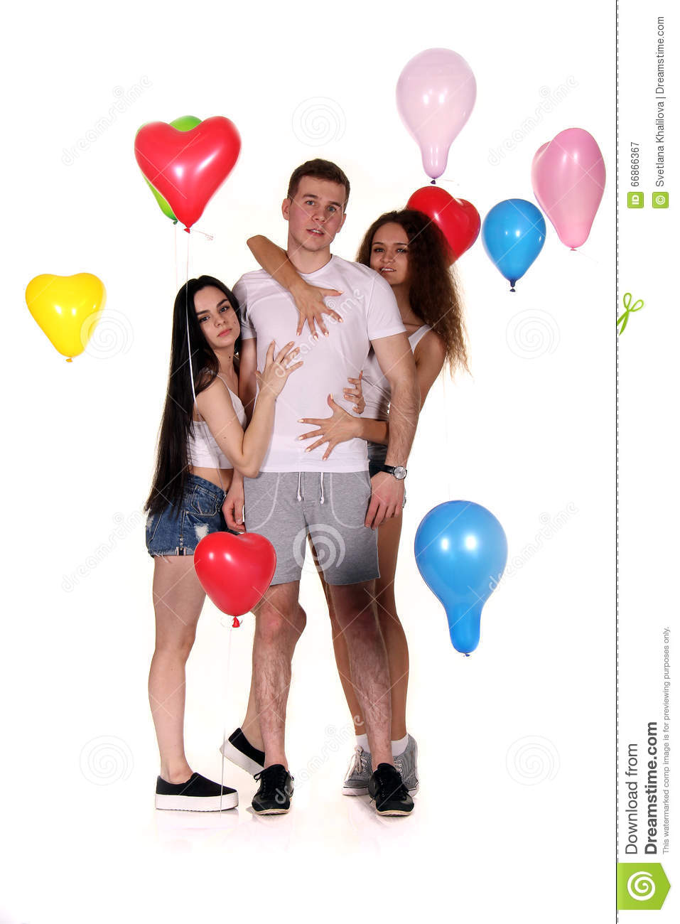 b94260afb85 Relations Between Men And Women Love Passion Betrayal Stock Image ...