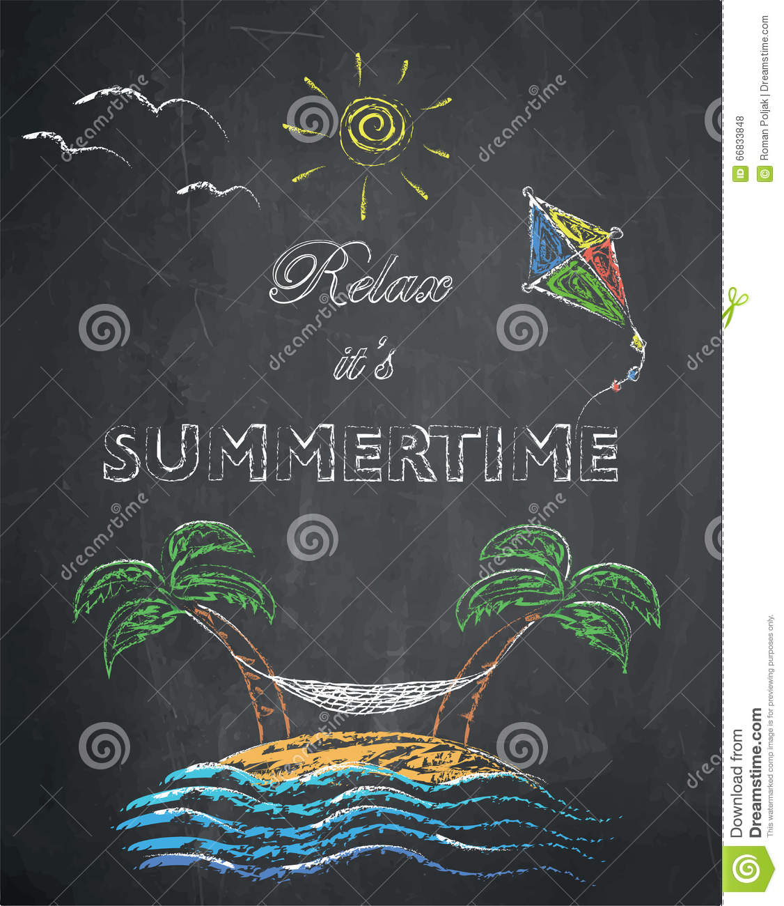 relax it u0026 39 s summertime