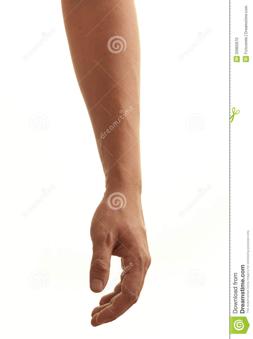 Relaxed male arm stock photo. Image of fingers, background ...
