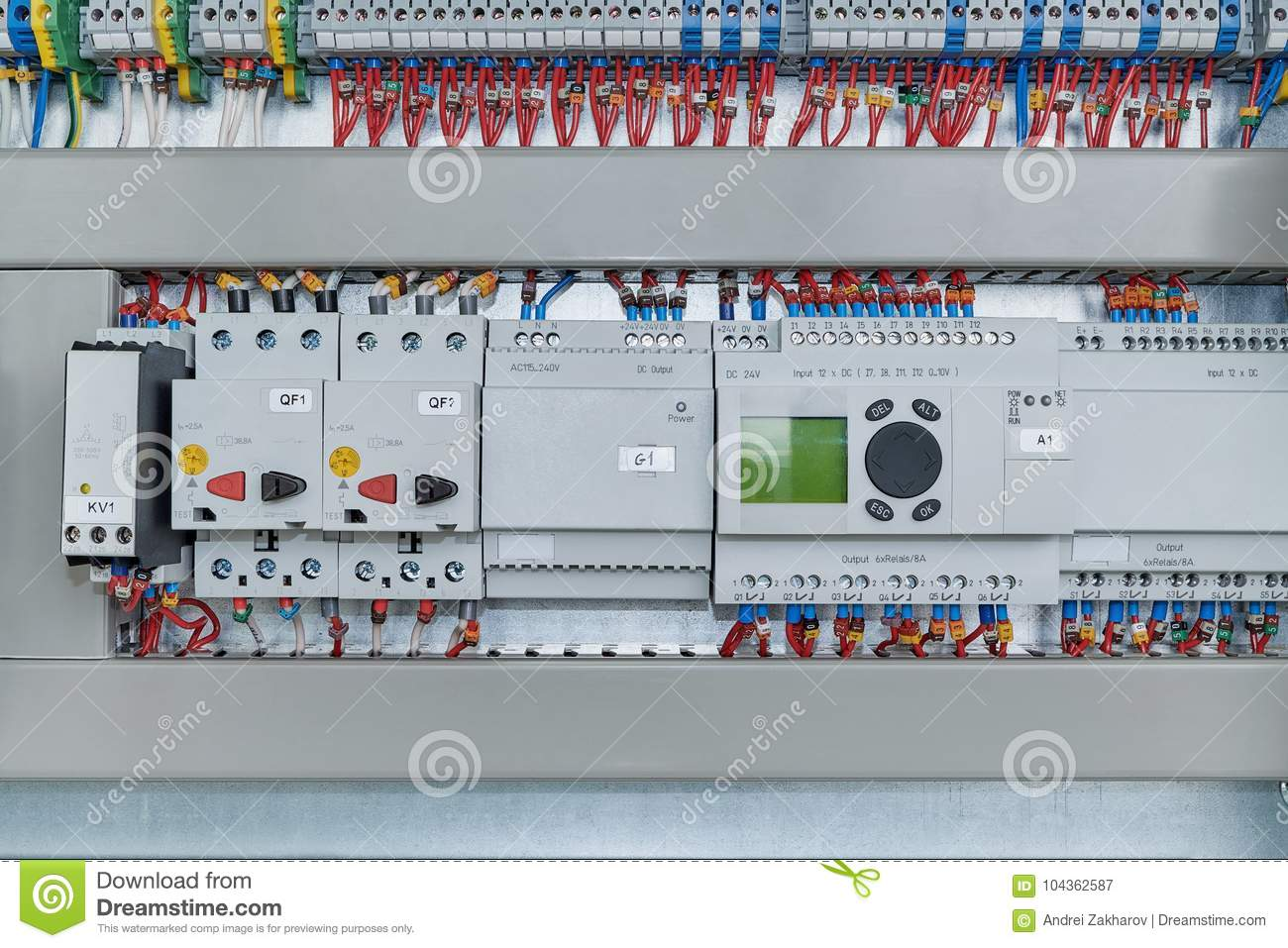 Relays Circuit Breakers Motor Protection And Controllers Extension Relay Used In Breaker Modules