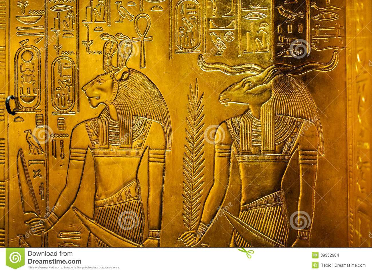 picture photo and royalty gold fingers egyptian detail free stock