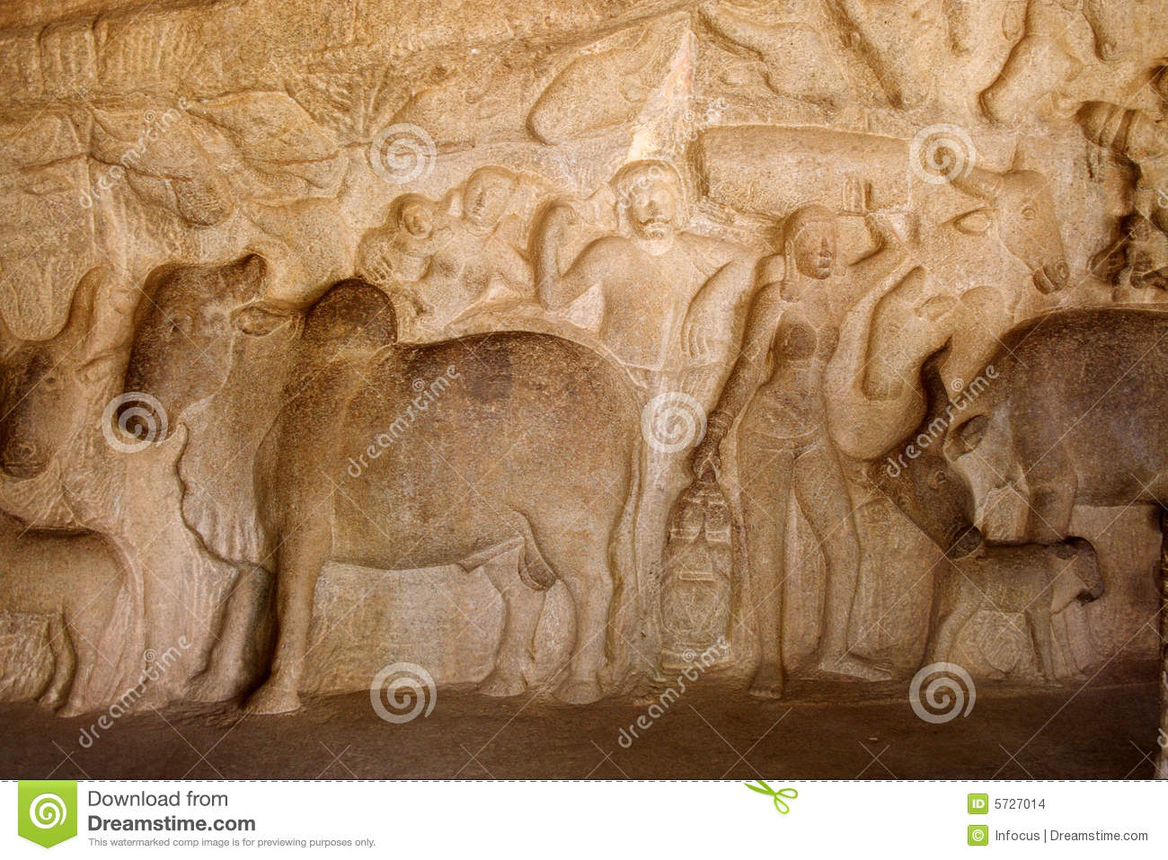Relief sculpture india stock images image