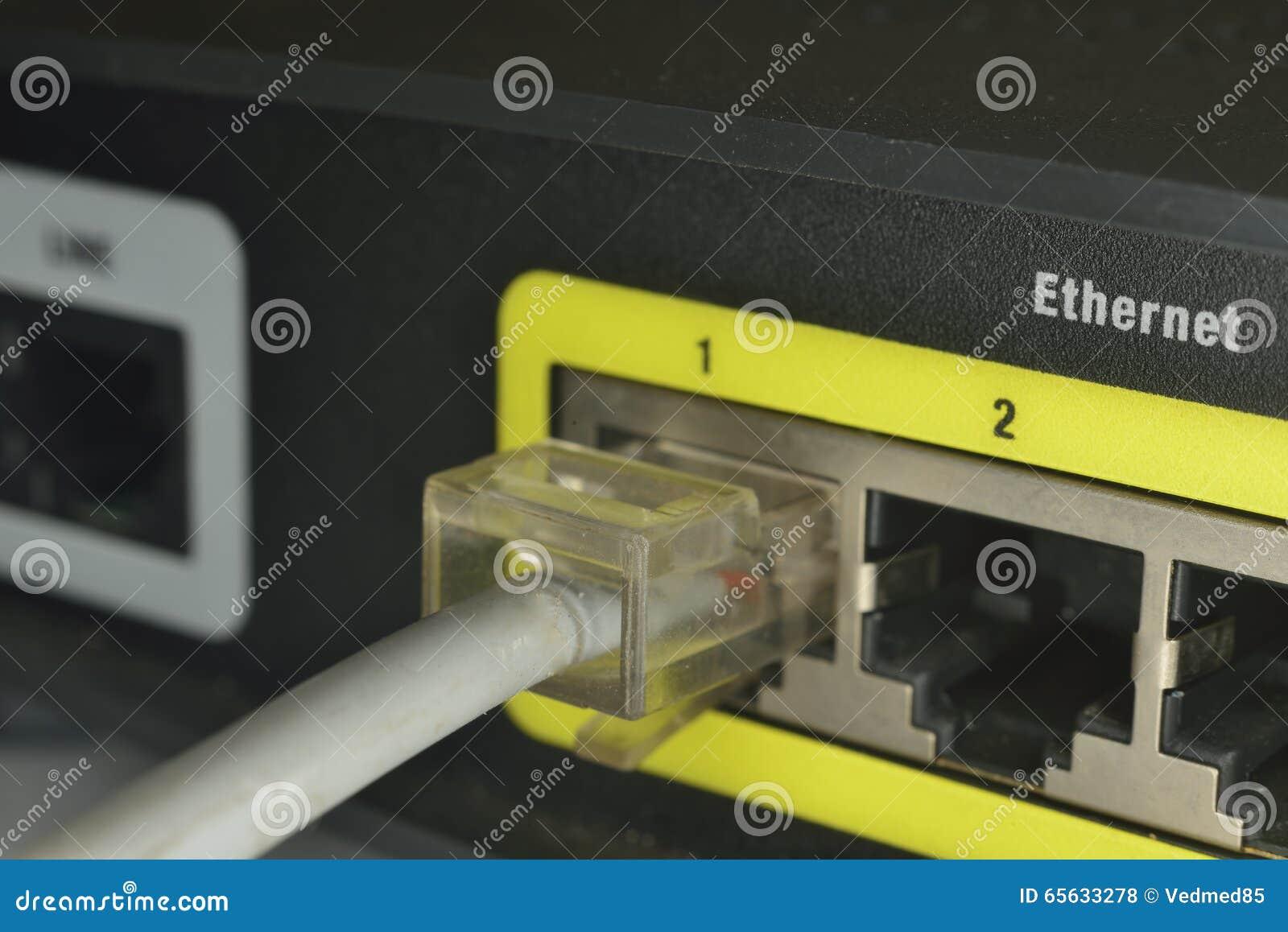 Relier un ordinateur au routeur