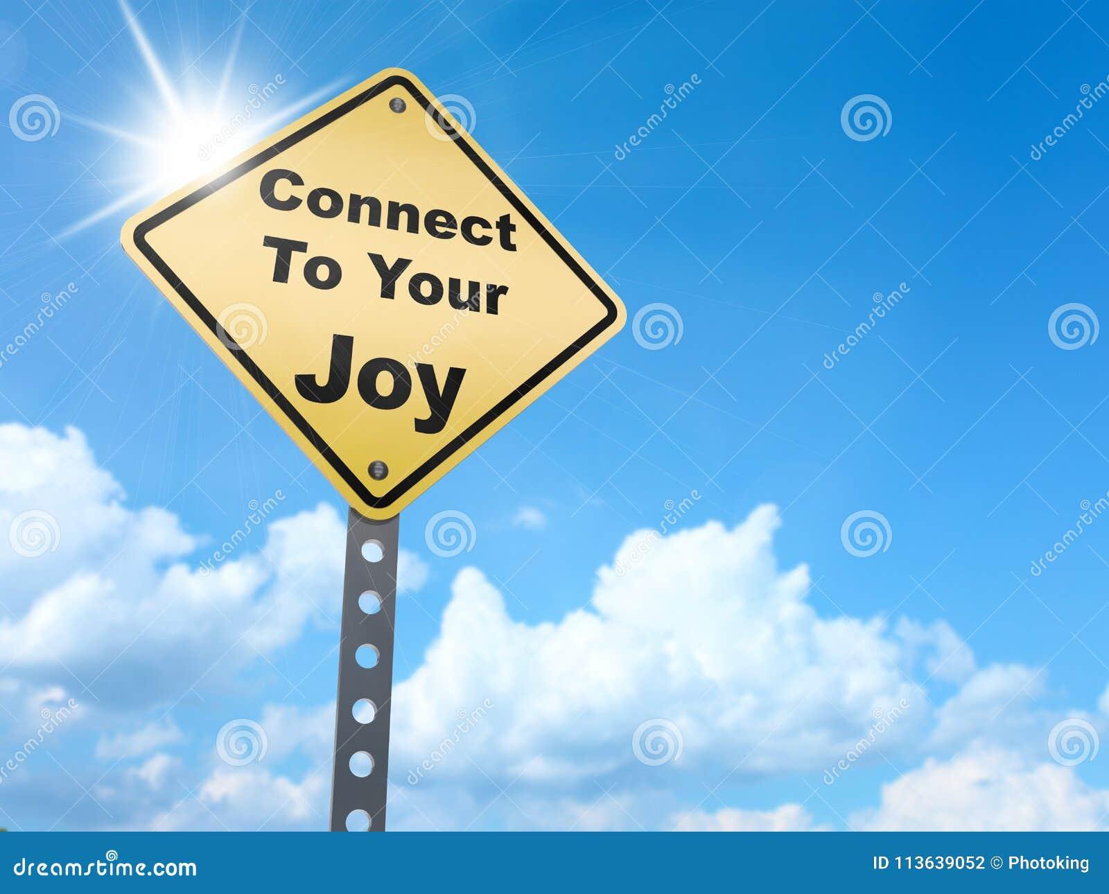 Reliez à votre signe de joie