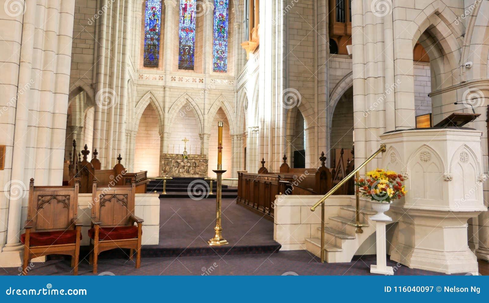 Religiöst kapell eller begravningsbyrå för begravnings- service