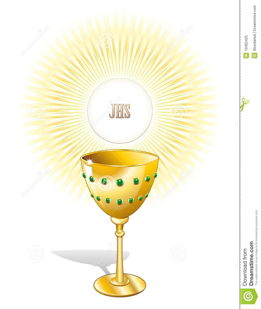 Religion Chalice Cup And Host Royalty Free Stock Photo - Image ...