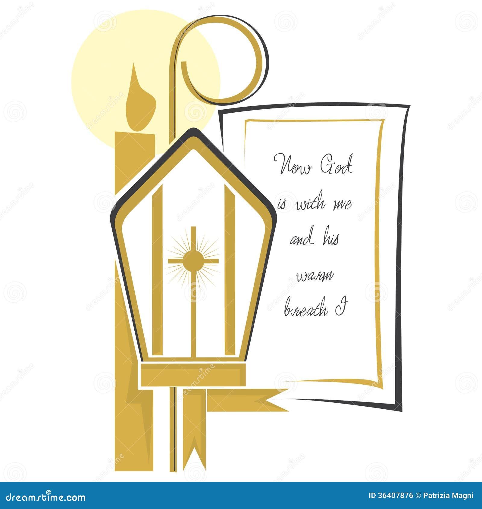 First Communion Symbol Holy Symbols Garden
