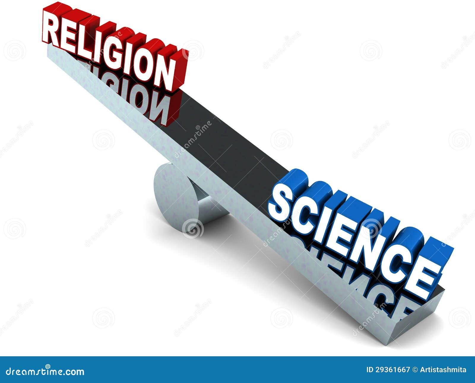 Religion gegen Wissenschaft