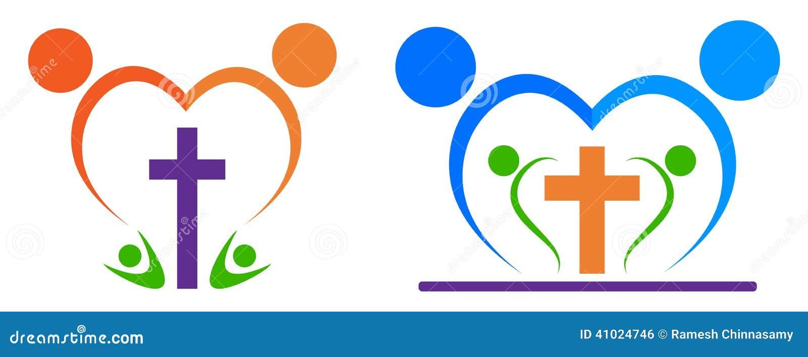 Simple Prayer Icon/logo Royalty Free Stock Images - Image: 18140809
