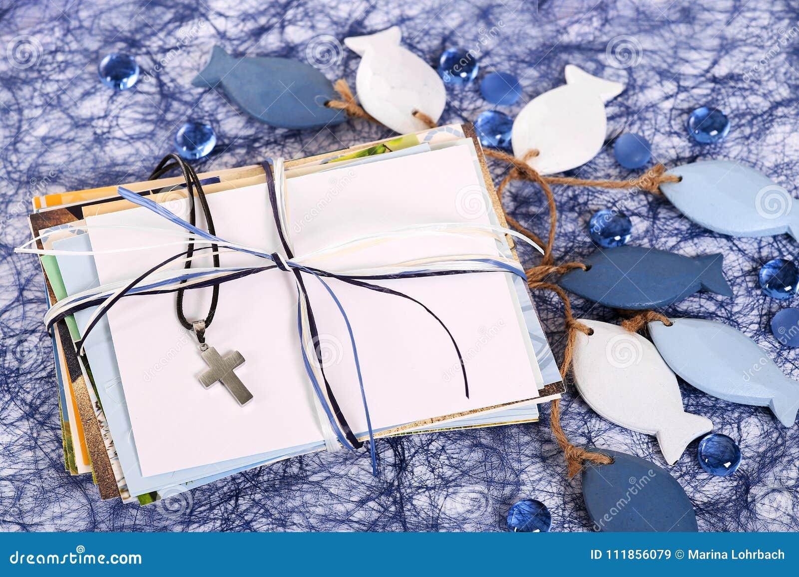 Religion Taufe Kommunion Bestätigung Stockbild Bild Von