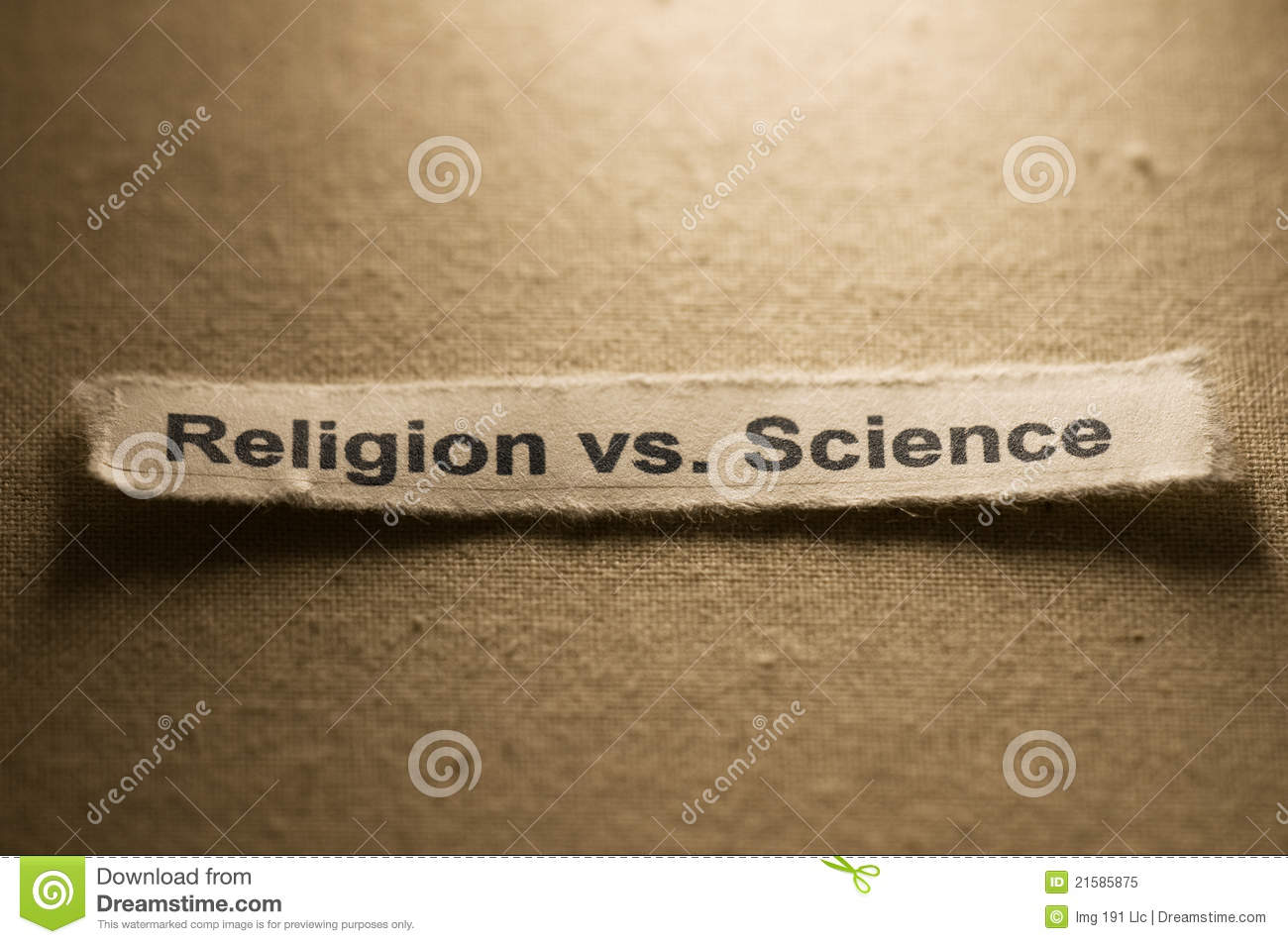 Science Meets Religion