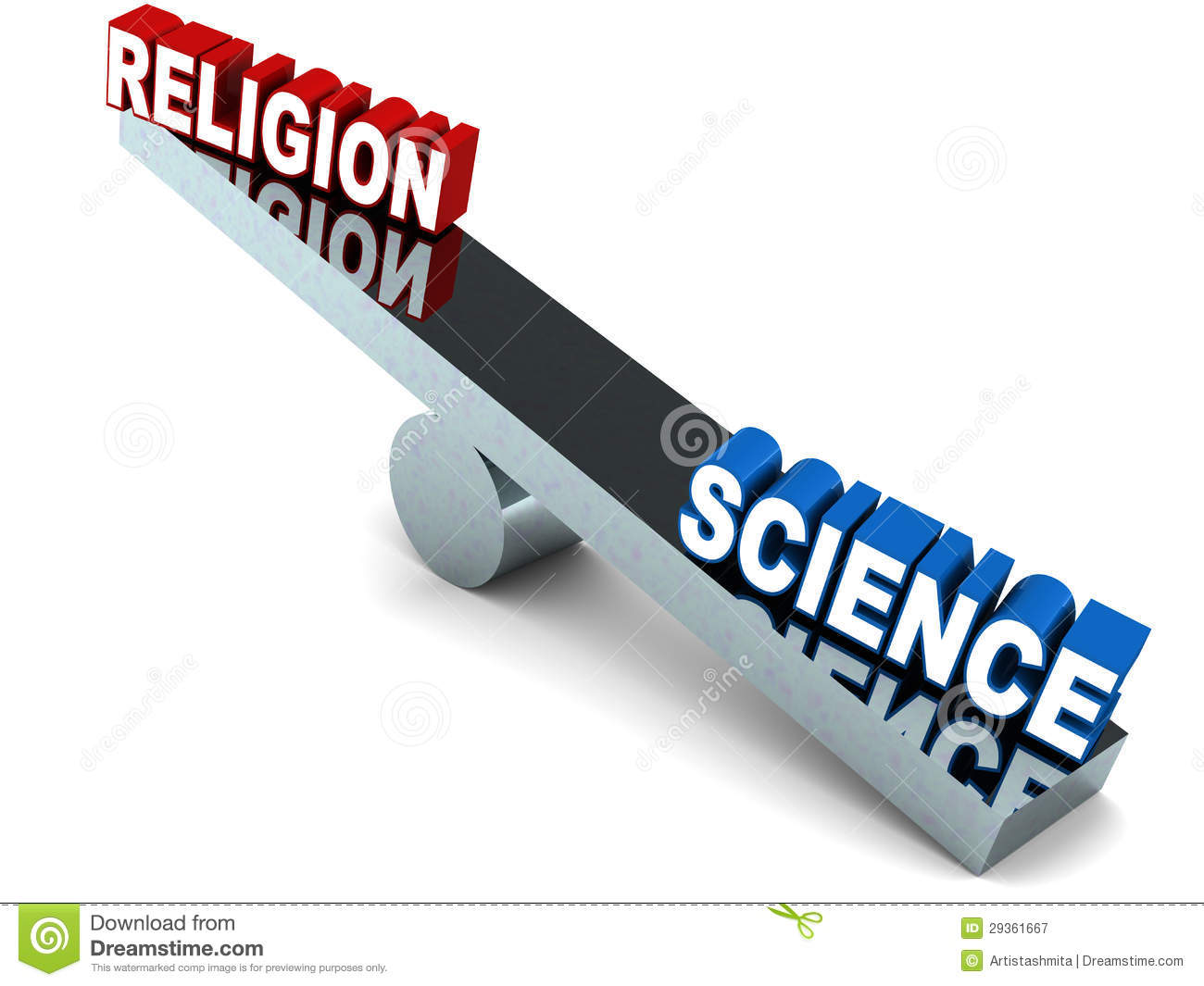 science versus religion essay