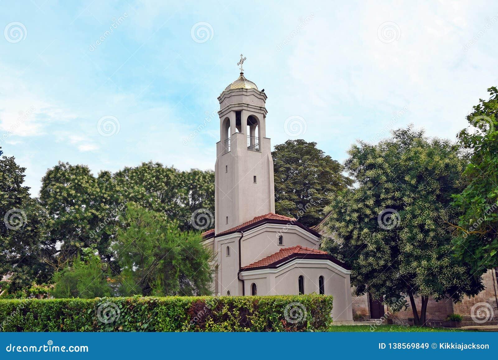 Religione religiosa di Shabla Bulgaria della chiesa