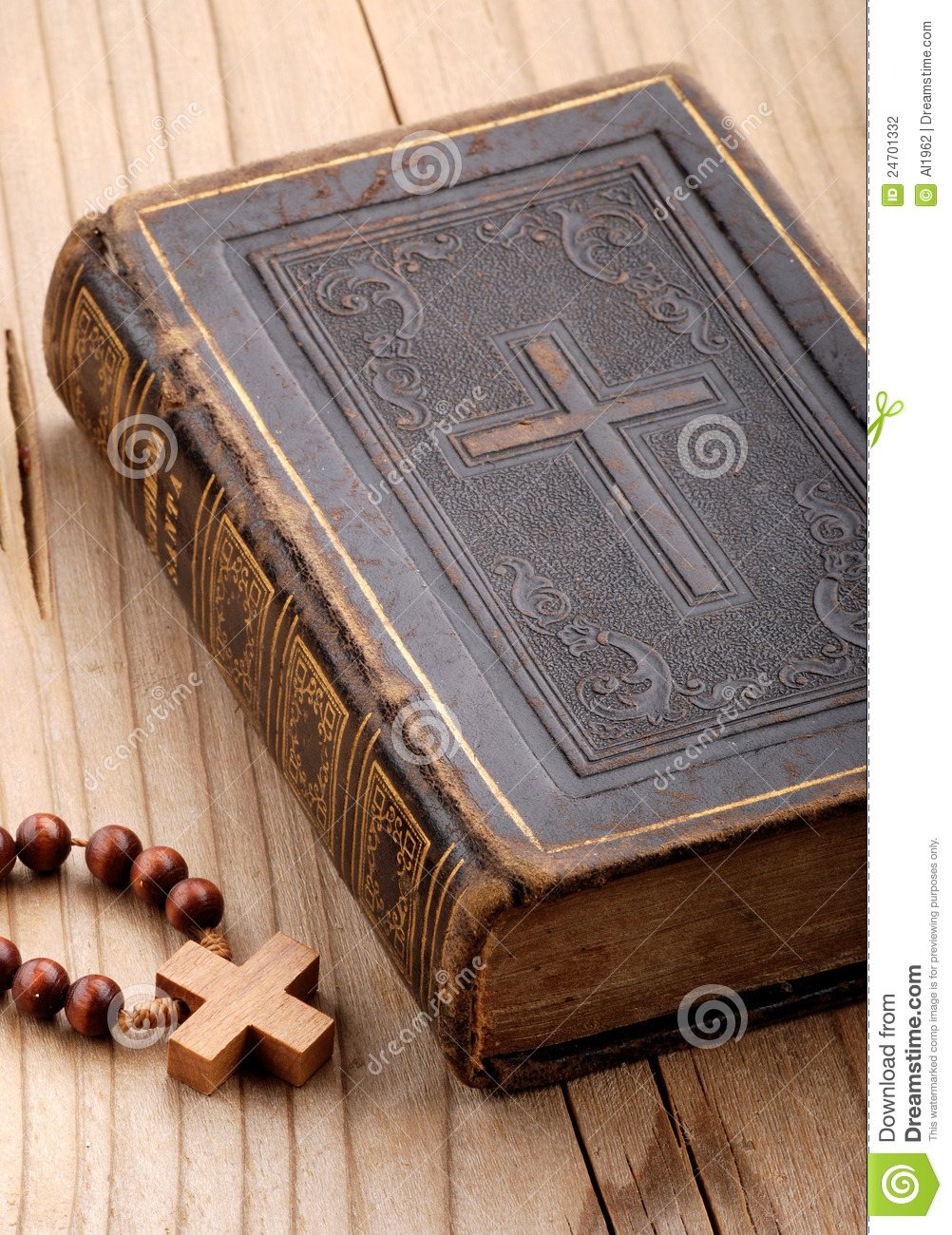 Religious Book Stock Photography - Image: 24701332