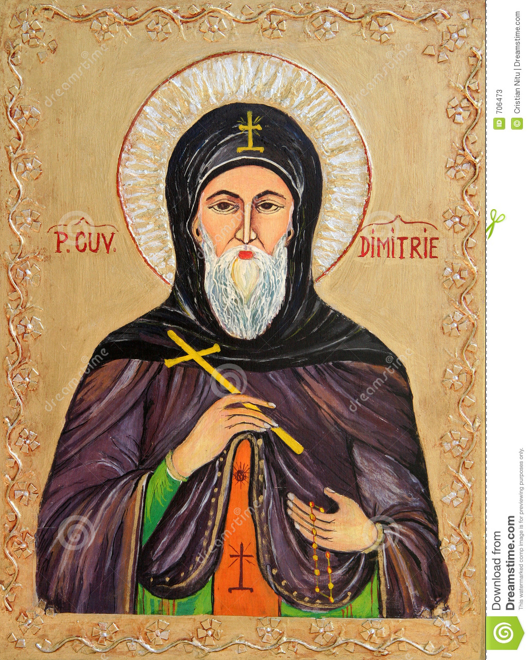 Religious Icon Stock Photos - Image: 706473