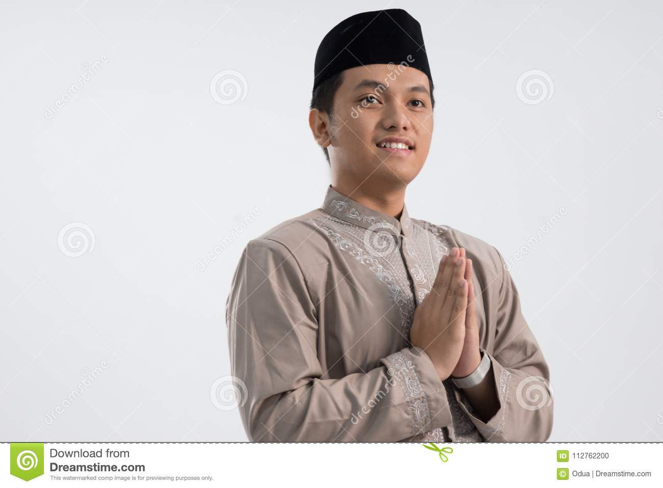 Religious man muslim stock photo image of dress good 112762200 religious man muslim m4hsunfo