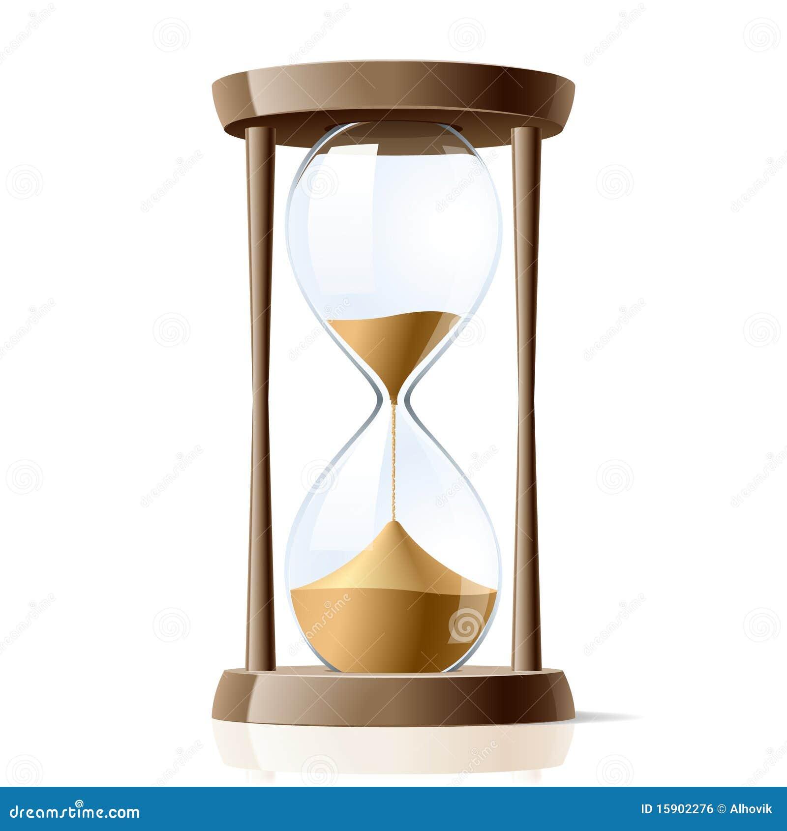 Reloj De Arena Imagen De Archivo Libre De Regal 237 As
