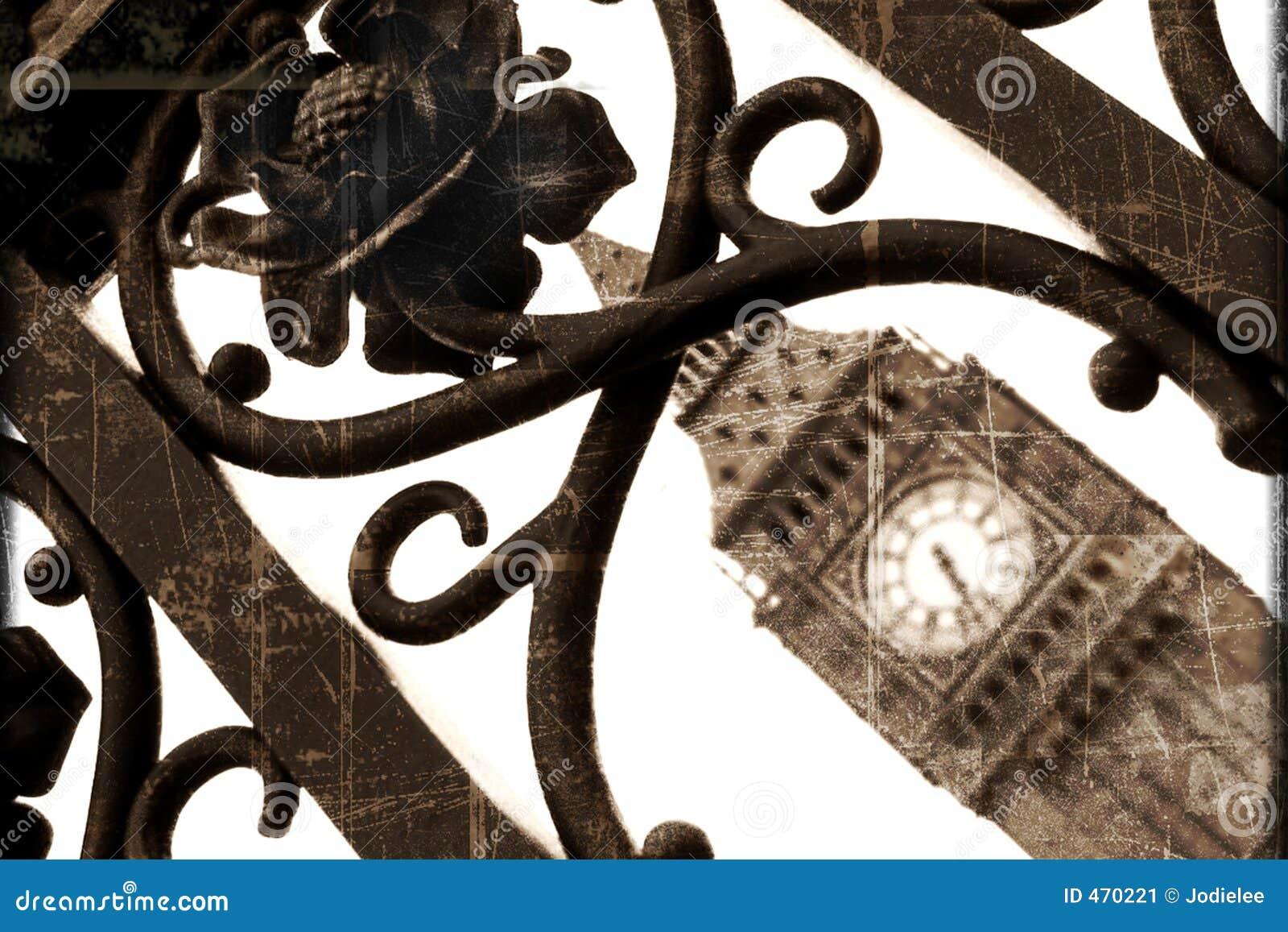 Reloj de Ben grande en Londres
