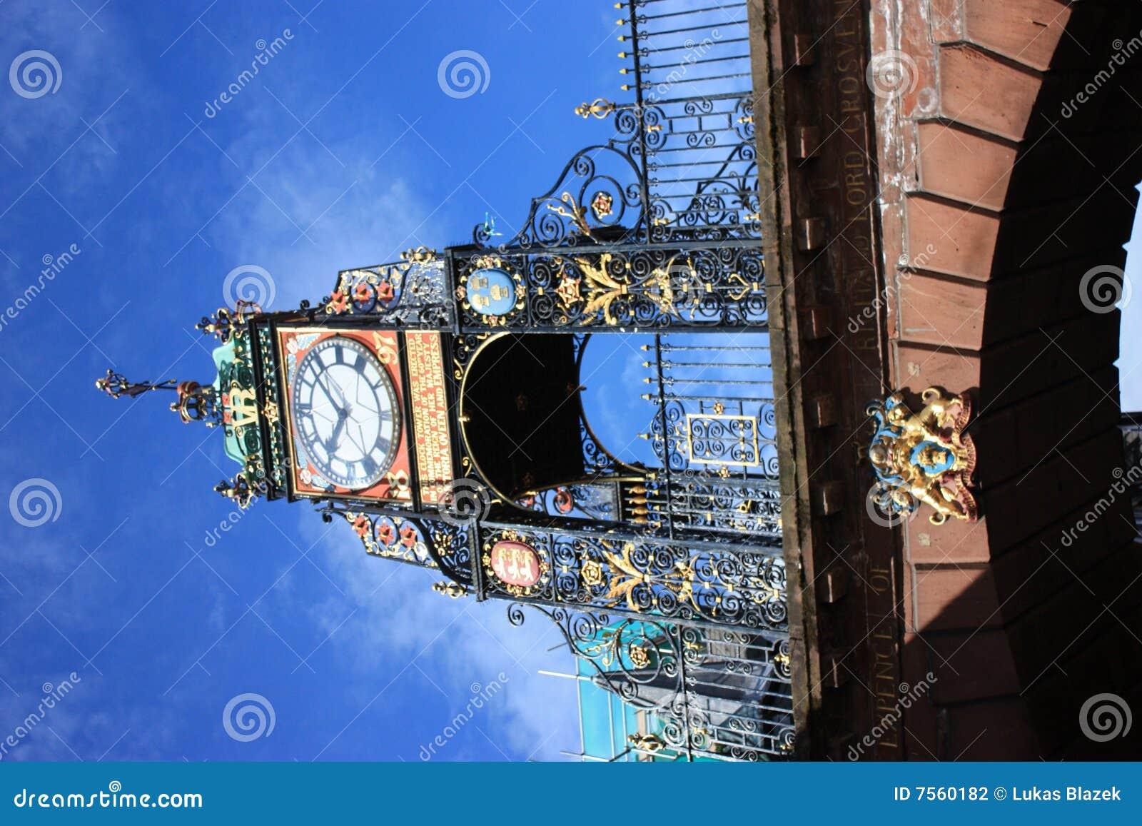 Reloj de la ciudad de Chester