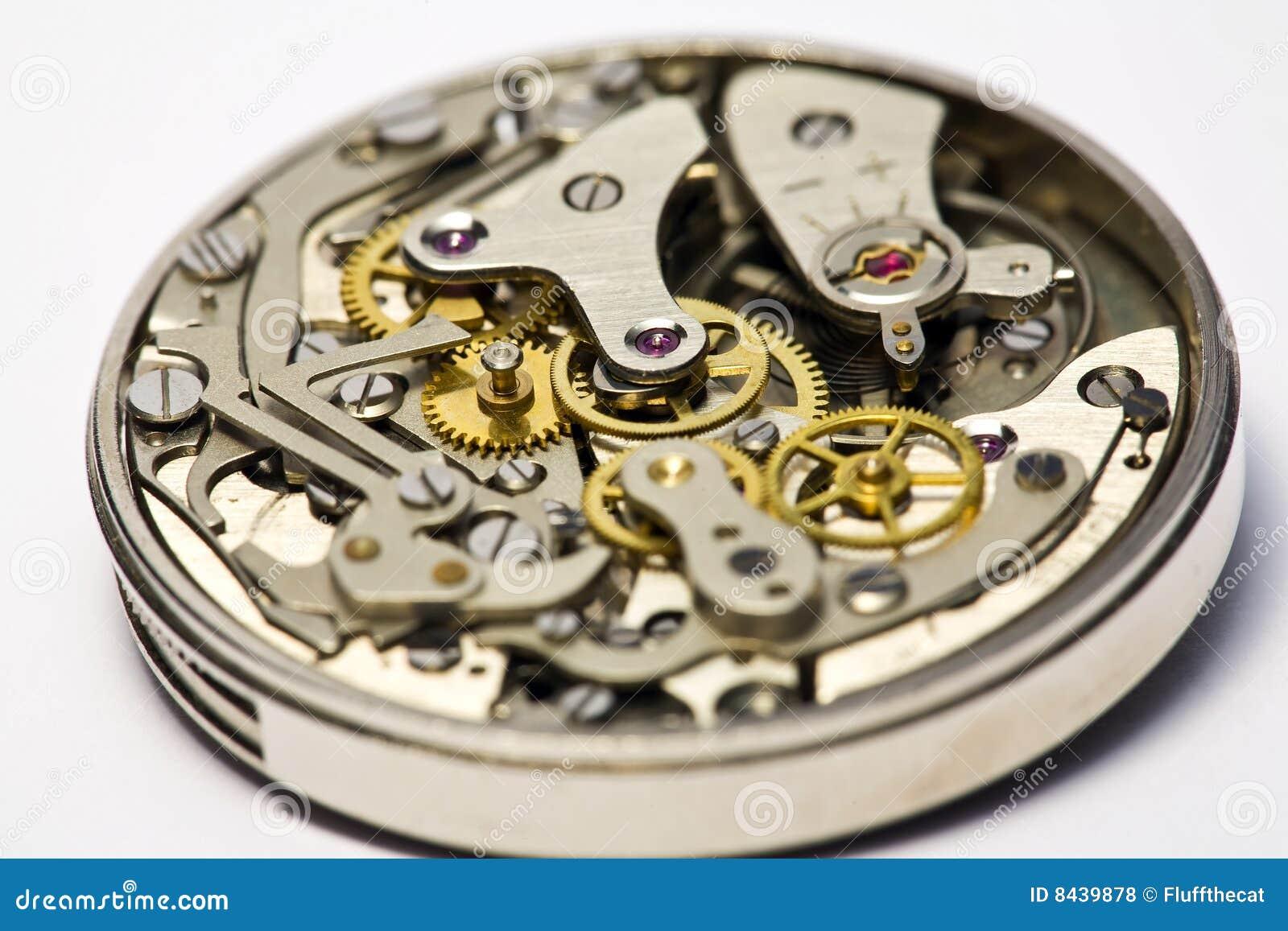 Reloj de la vendimia para la reparación