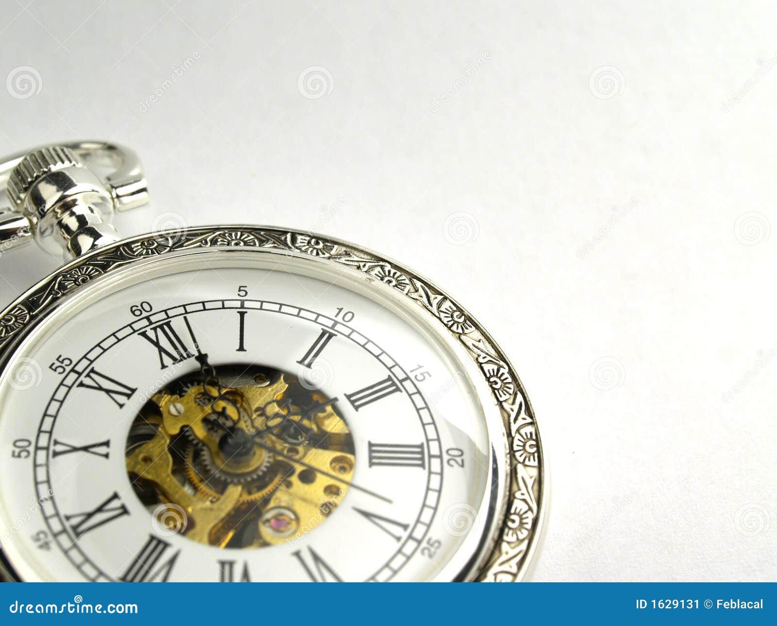 Reloj del bolsillo