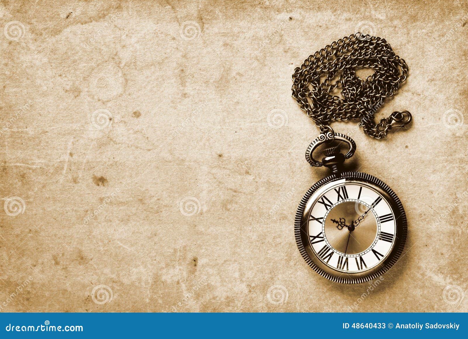 Reloj del vintage