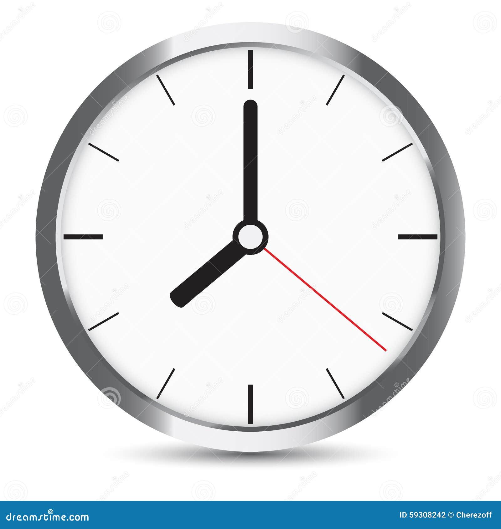 Hermosa Reloj Con El Marco Patrón - Ideas de Arte Enmarcado ...
