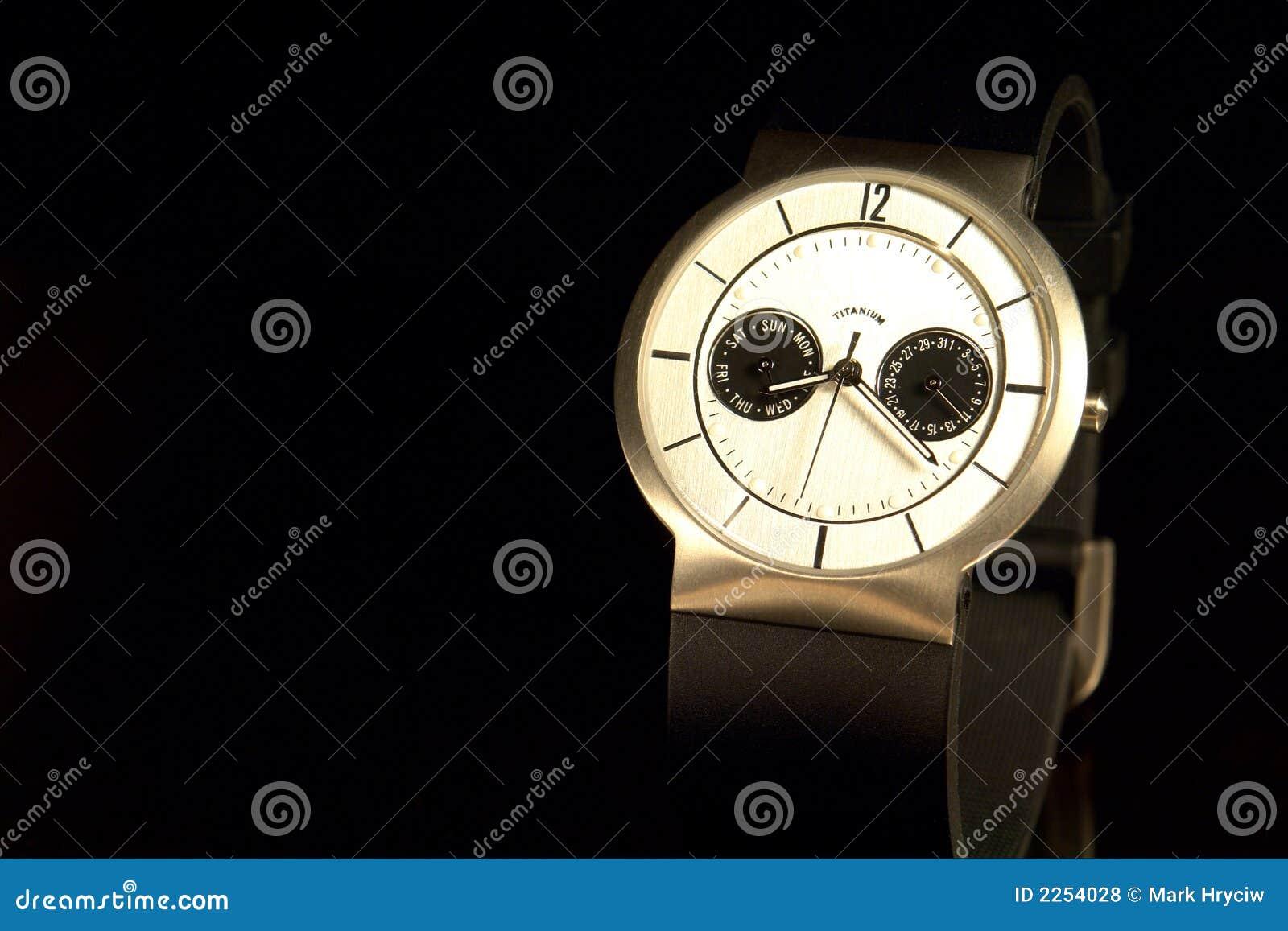 Reloj Titanium del Mens