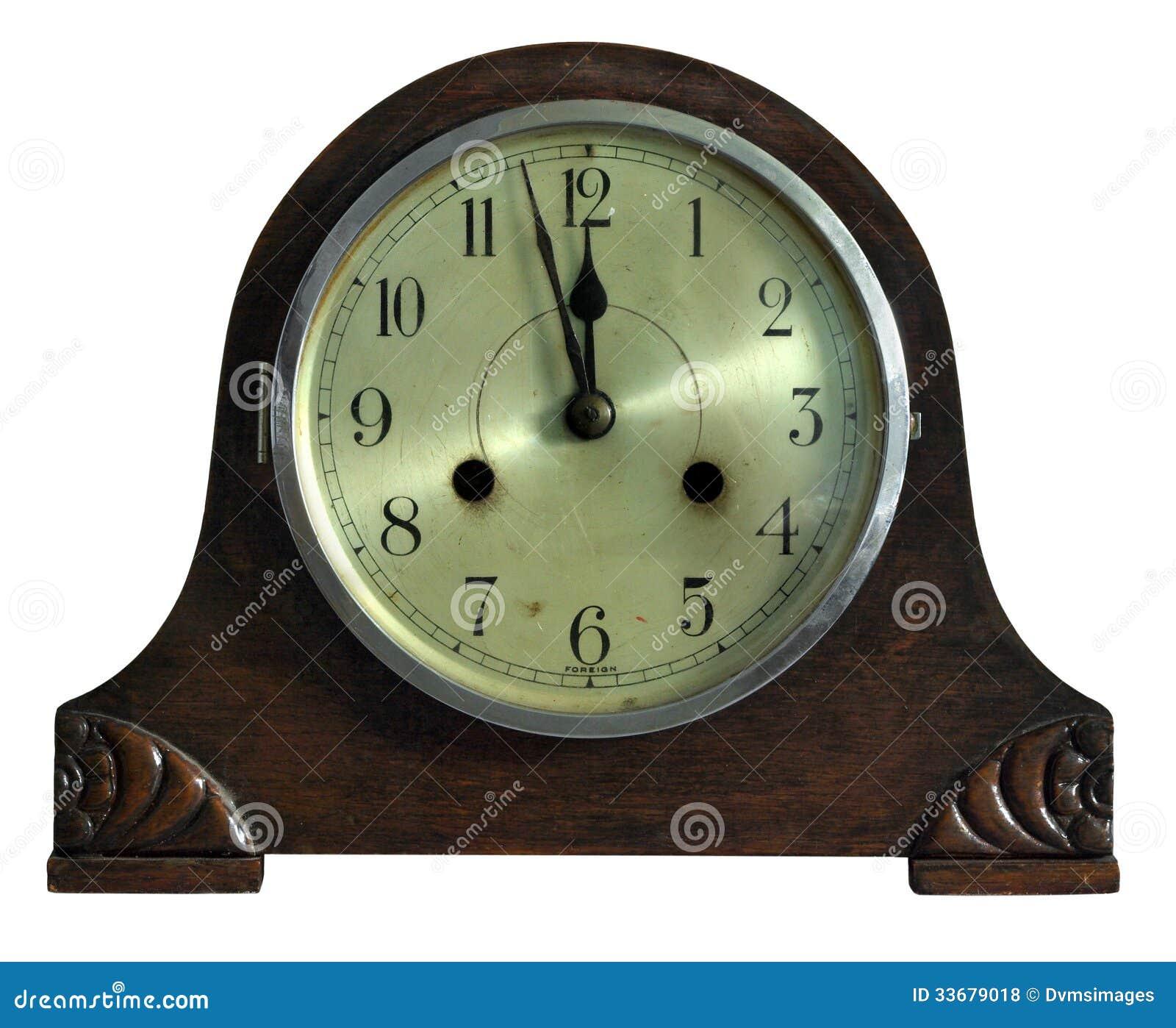 Reloj viejo