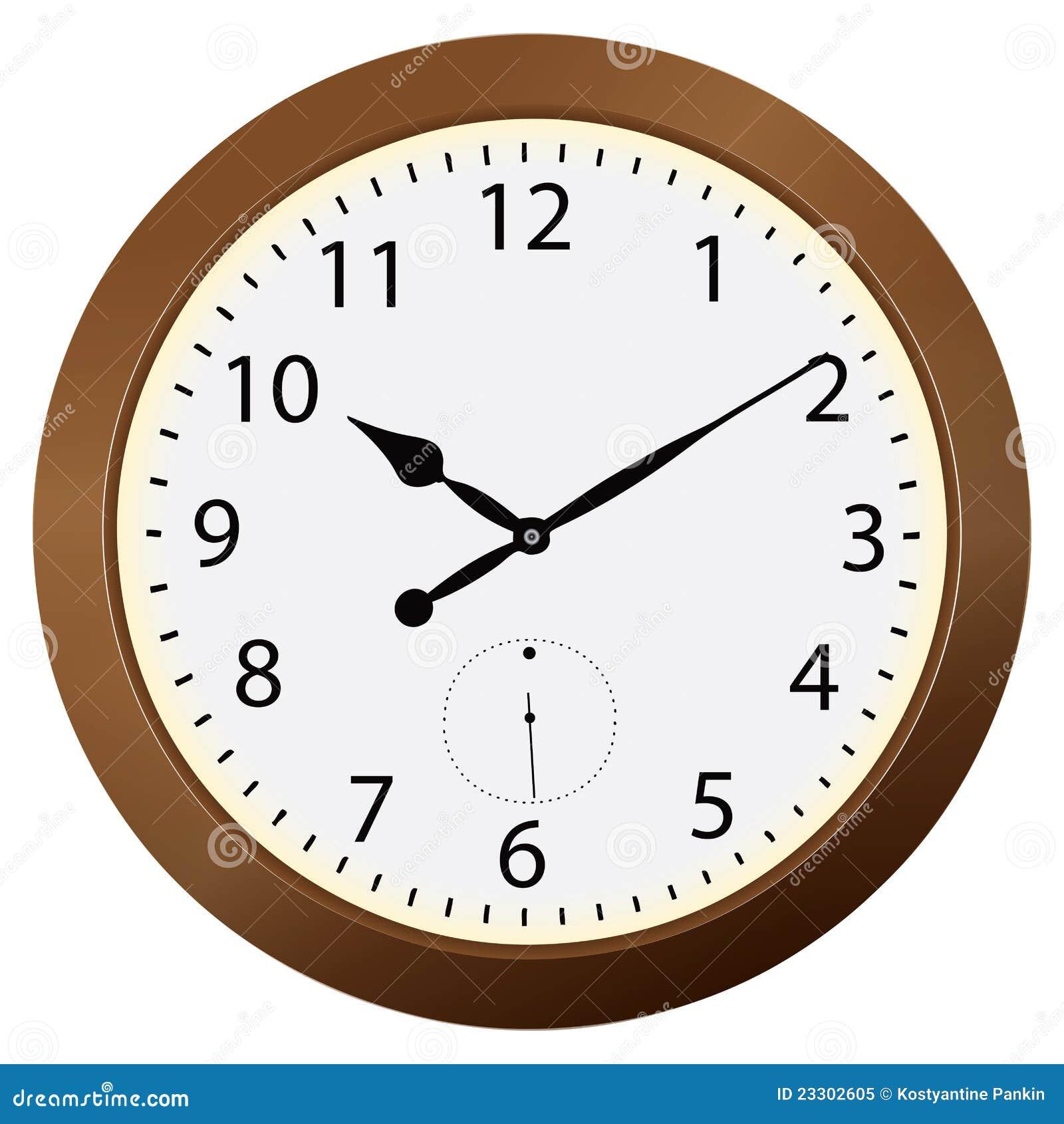 Relojes de pared foto de archivo libre de regal as - Relojes modernos de pared ...
