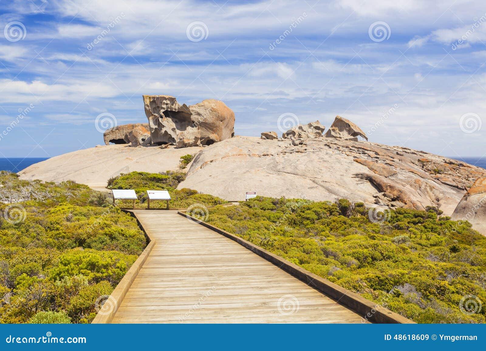 Landmark Kangaroo Island