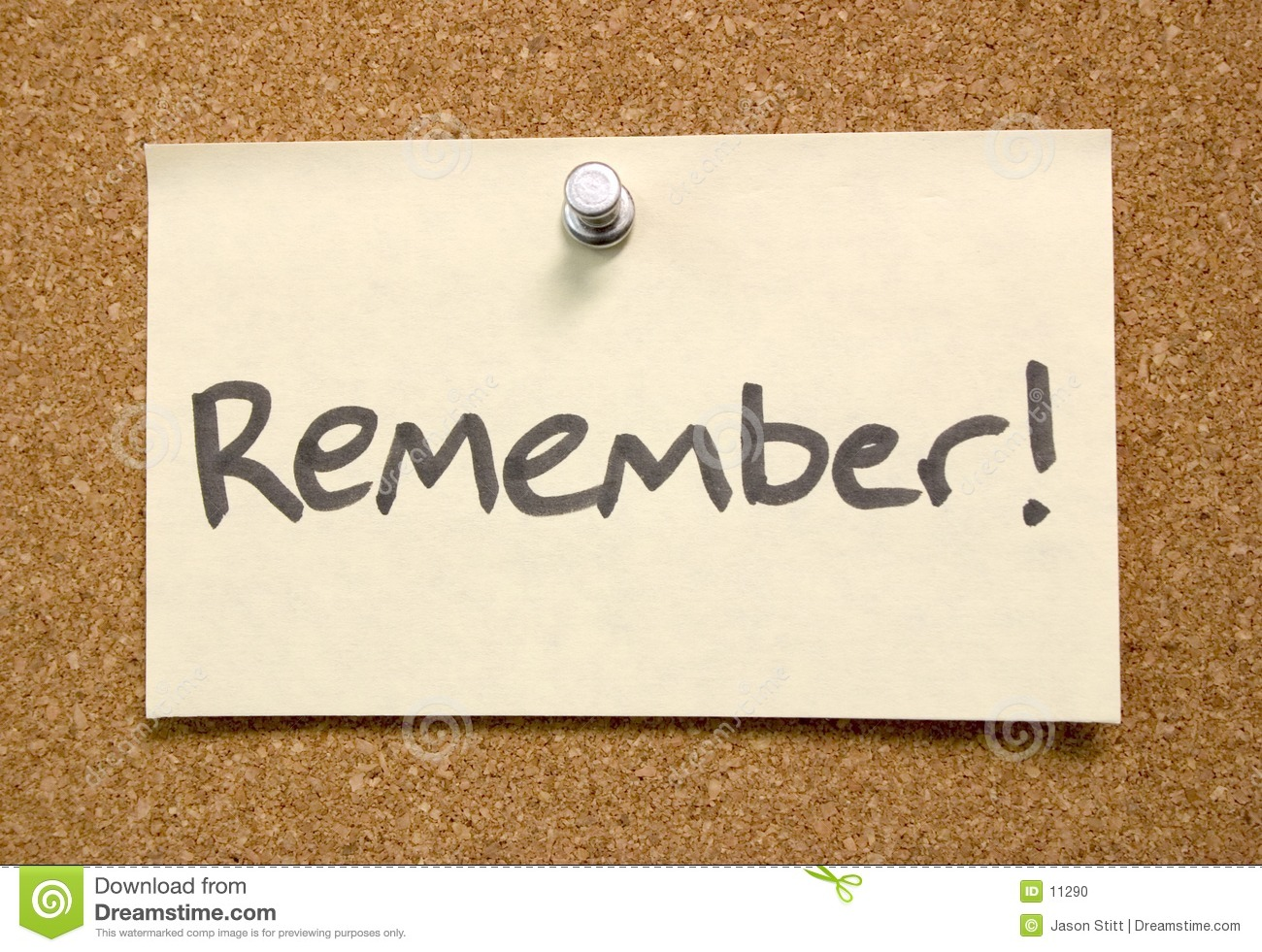 remember postit note stock photo image 11290 reminder clipart fall reminder clipart png