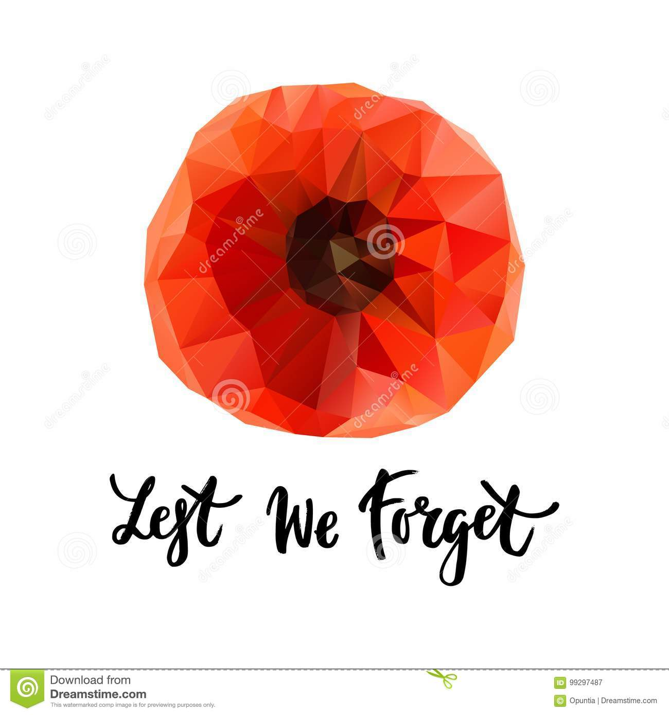 Remembrance day poster stock vector illustration of lettering remembrance day poster buycottarizona