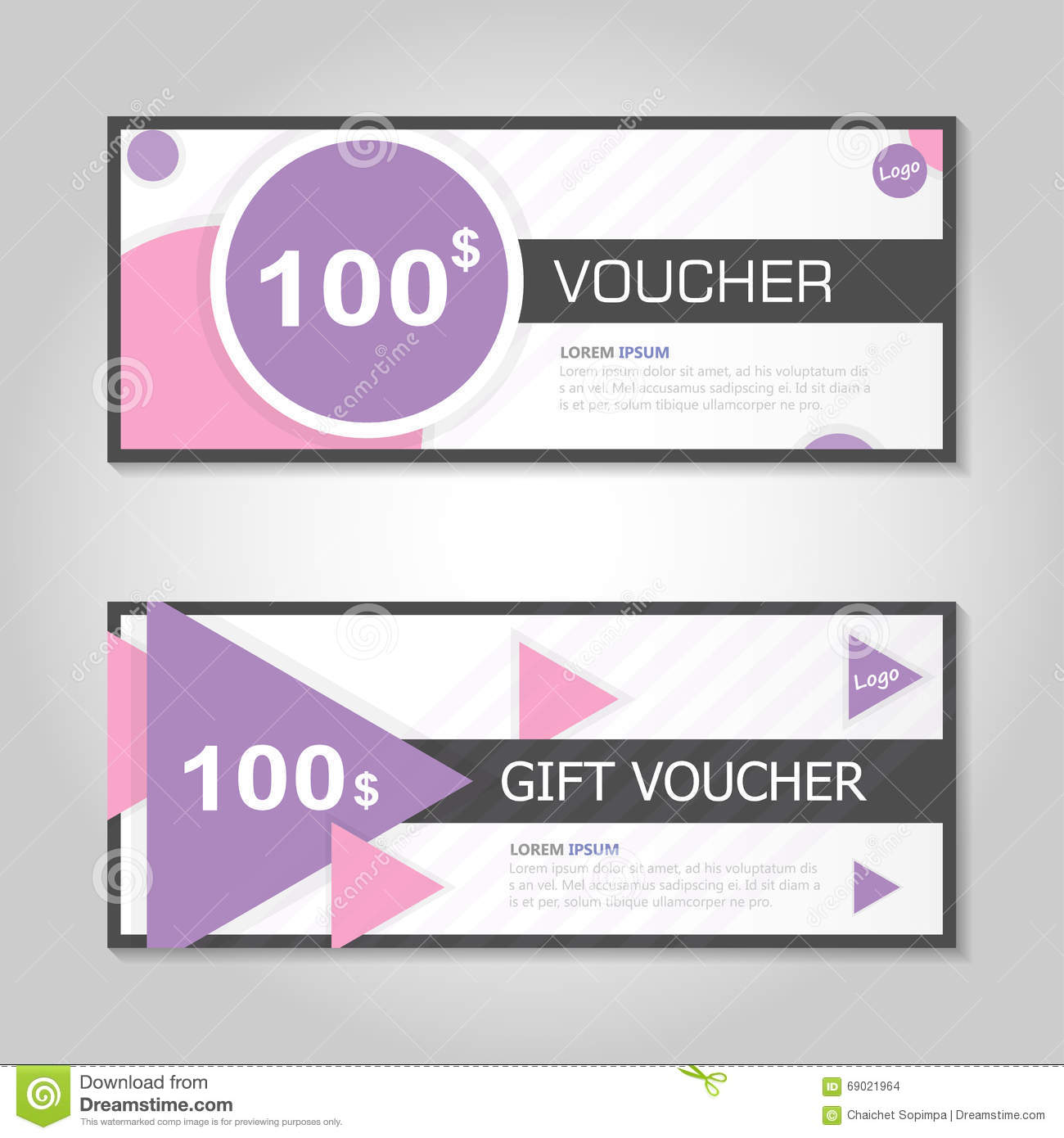 Gold gift voucher template coupon design gift certificate stock remium elegance pink and gold gift voucher template layout design set certificate discount coupon pattern xflitez Image collections