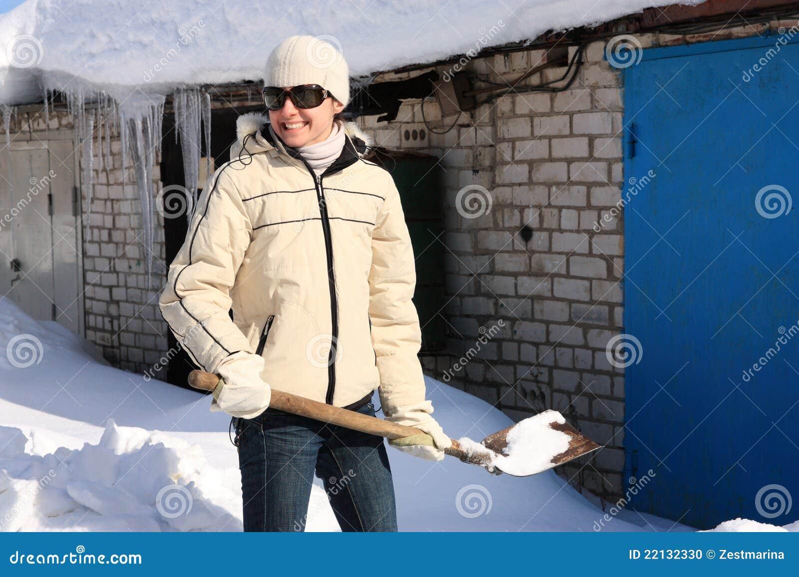 Remoção de neve