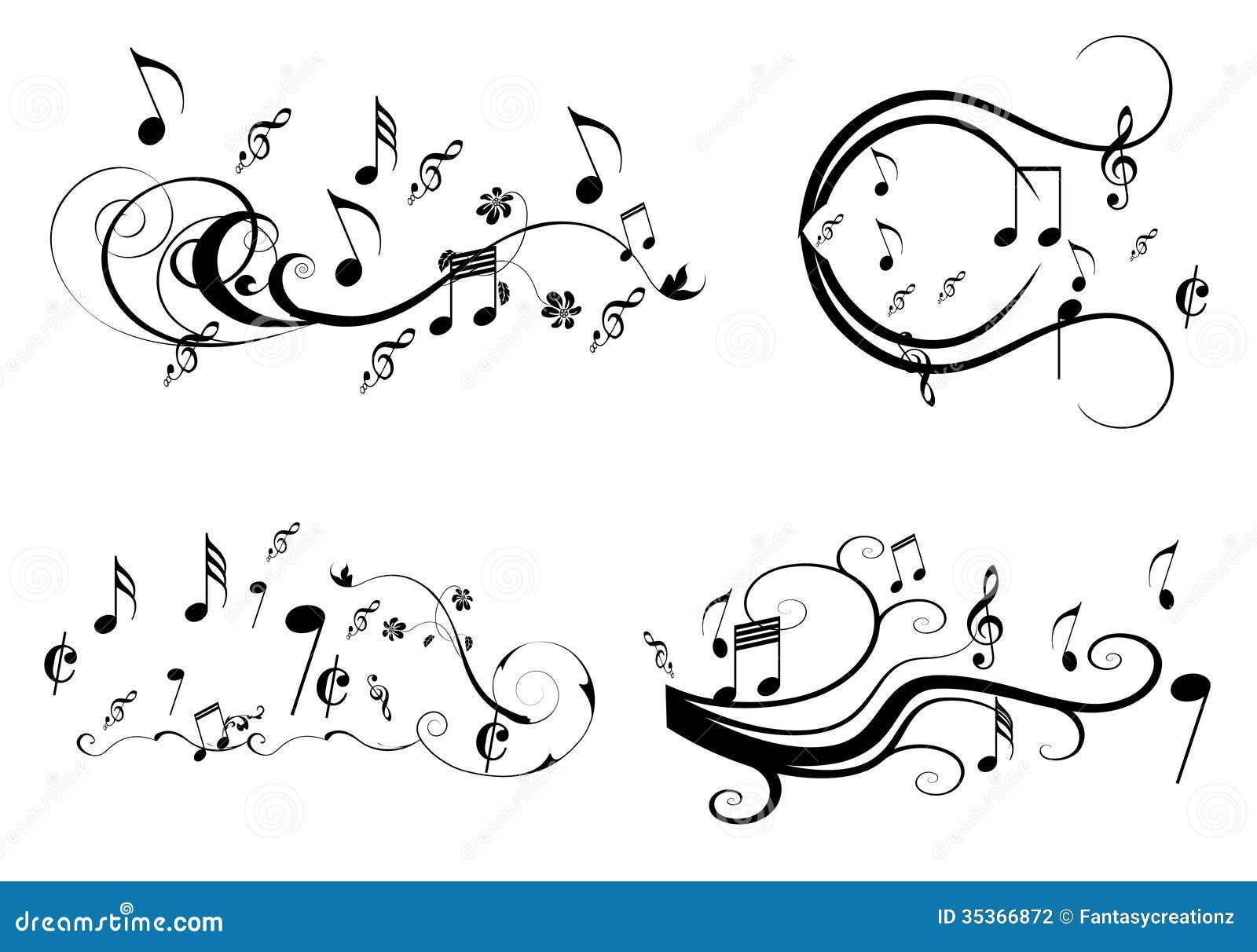 Remolino de la música