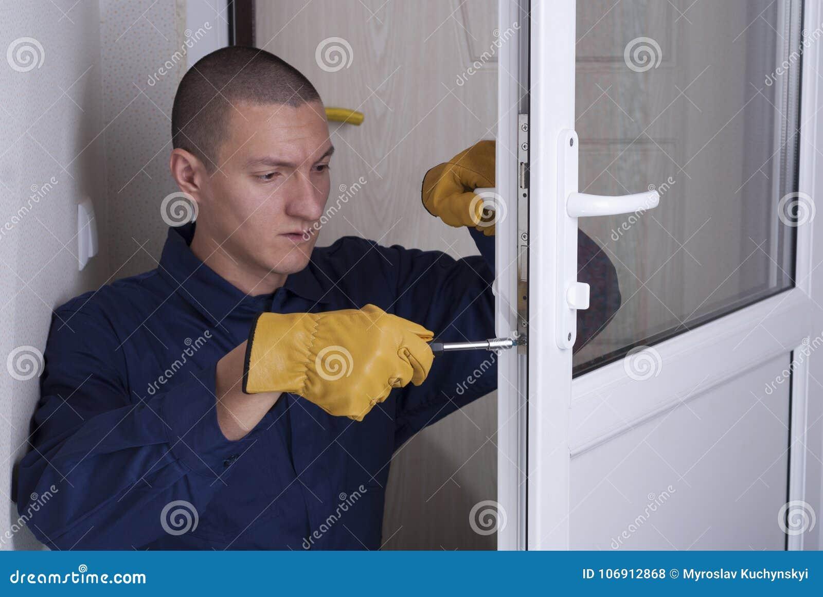 Remontowy drzwiowy kędziorek