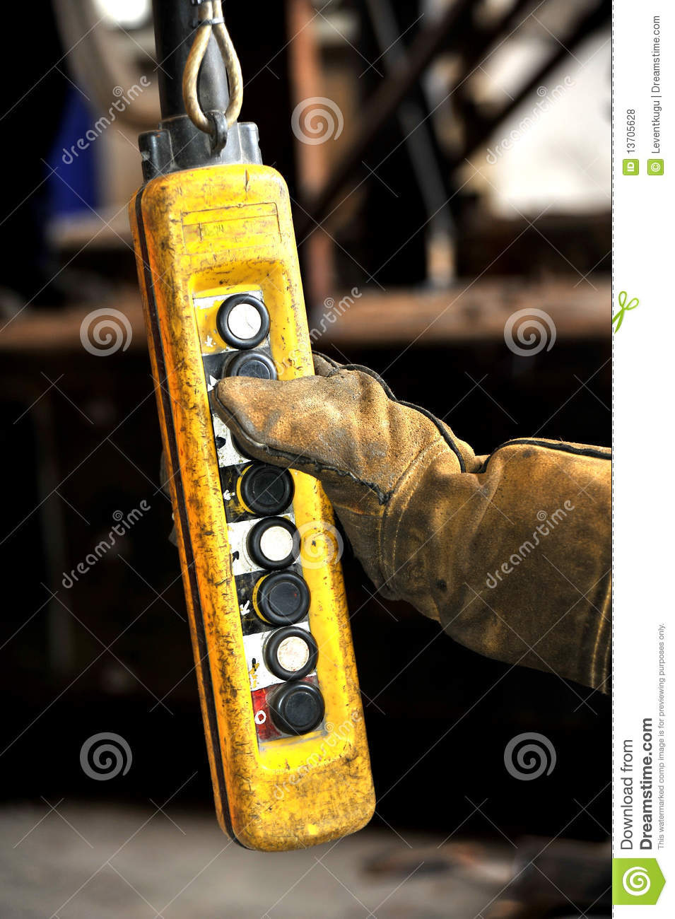 Remote Control For Crane Royalty Free Stock Photos Image